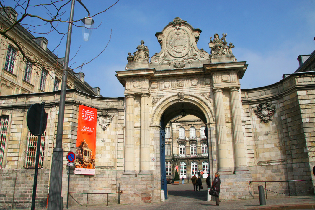 L\'Abbaye Saint-Vaast